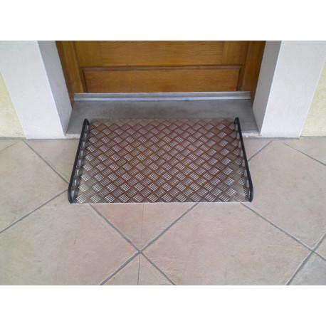 Rampe d'accès aluminium 50 cm