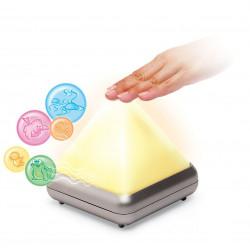 Lampe relaxante son et lumière