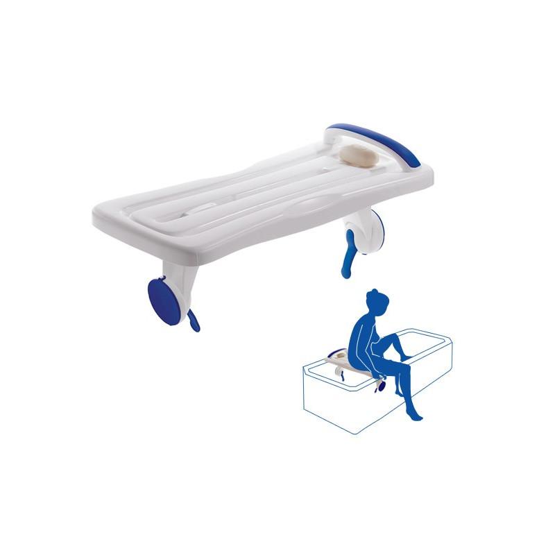 planche de bain ventouses grande capacit jusqu 39 200 kg. Black Bedroom Furniture Sets. Home Design Ideas