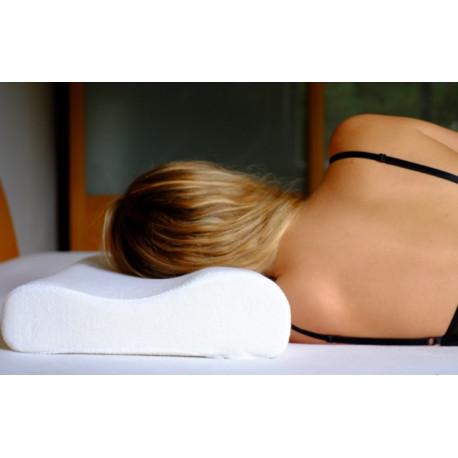 oreiller anatomique m moire de forme. Black Bedroom Furniture Sets. Home Design Ideas