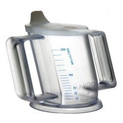 Tasse Handycup transparente