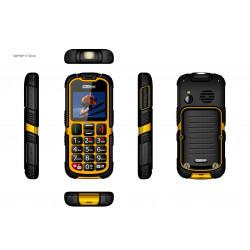 Téléphone grosses touches GSM - ultra Resist avec touche SOS