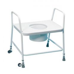Cadre de toilettes XXL