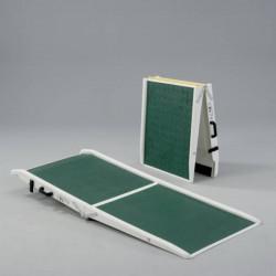 Rampe valise en fibre de verre - 180 cm
