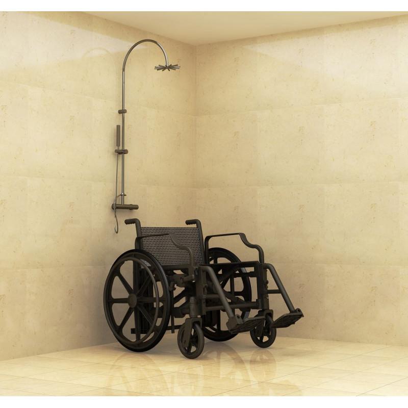 fauteuil roulant zero m tal. Black Bedroom Furniture Sets. Home Design Ideas