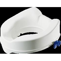 Surélévateur de WC 14 cm fixation par pattes