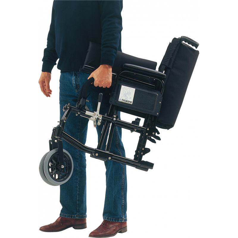 fauteuil roulant classic light assise 41 cm
