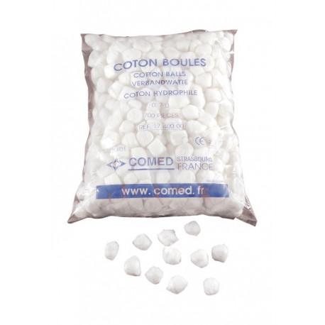 Coton boules