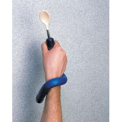 Cuillère à café manche flexible