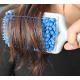 Brosse à cheveux séchante microfibres