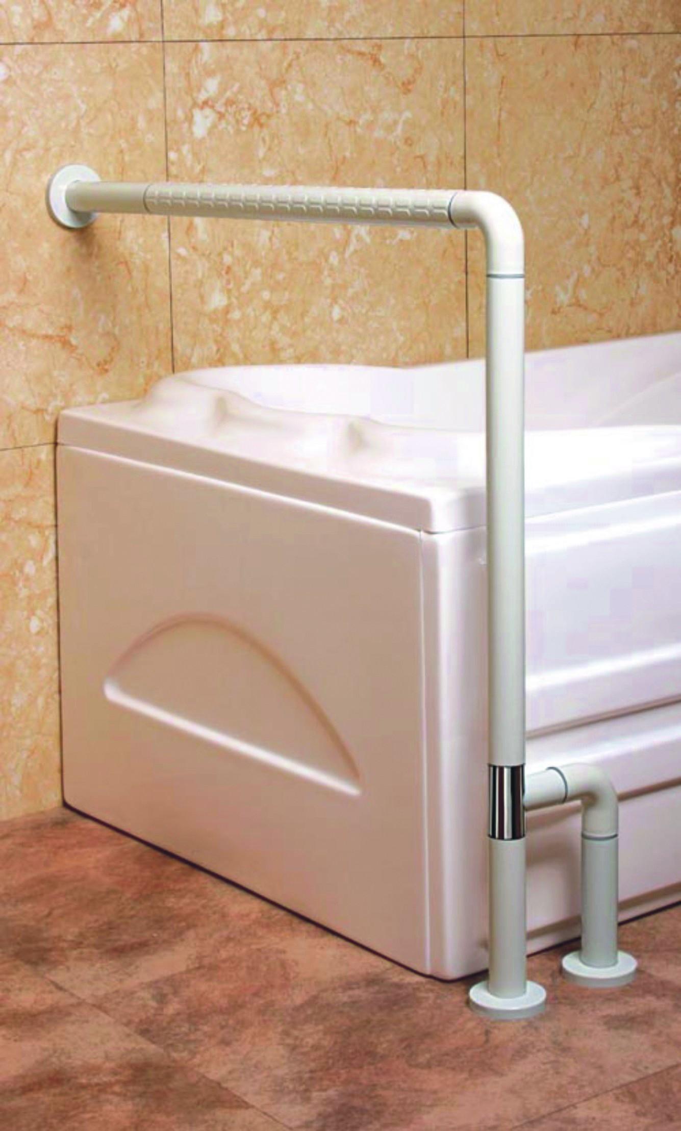 Aide Pour Sortir De La Baignoire appui de baignoire iliade la sécurité absolue avec fixation