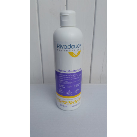 savon matergo désinfectant 500 ml