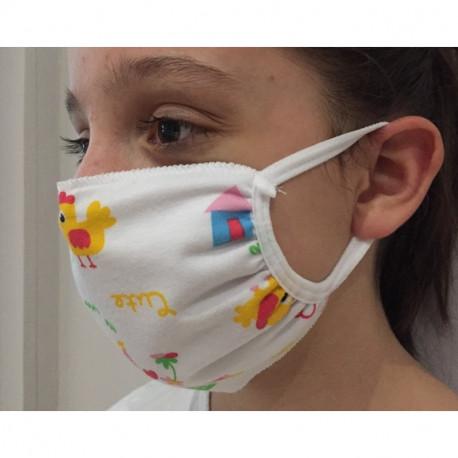 masque tissu enfant catégorie 1