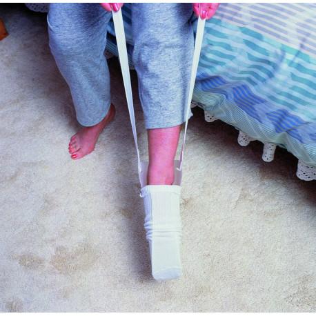 Enfile chaussettes et bas éco