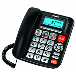 TELEPHONE FILAIRE TF801 COSI