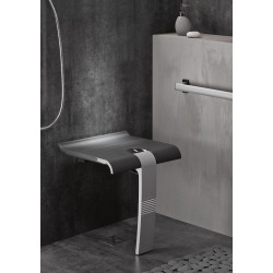 siège de douche handicapé aluminium