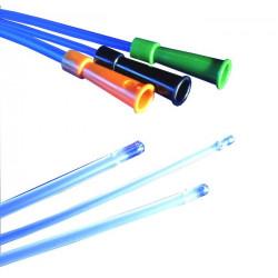 Sondes d'aspiration trachéo-bronchiques Pennine Ch 18 - 100 unités