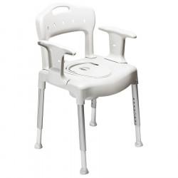 siège de toilette multifonction swift commode