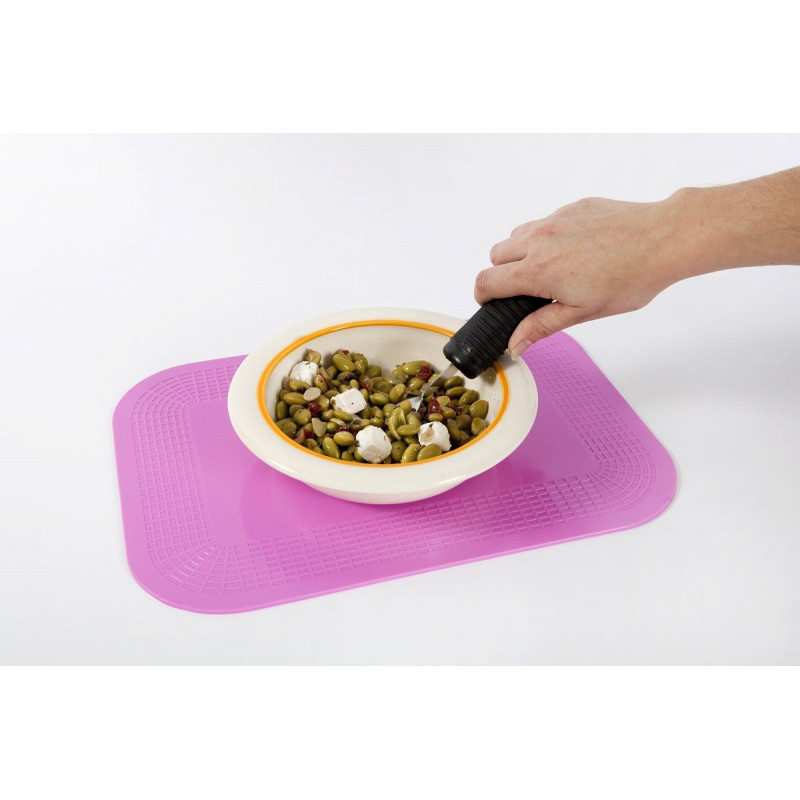 Set antid rapant dycem 25 x 35 cm for Place a table par personne
