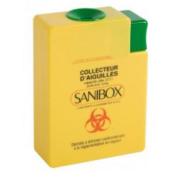 Collecteur d'aiguilles 170 ml Sanibox
