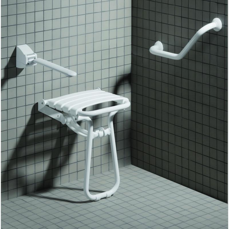 perfect sige de douche escamotable with siege pour douche handicape. Black Bedroom Furniture Sets. Home Design Ideas