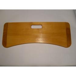 Planche de transfert courbe bois massif