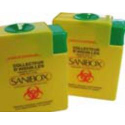 Collecteur d'aiguilles 250 ml Sanibox