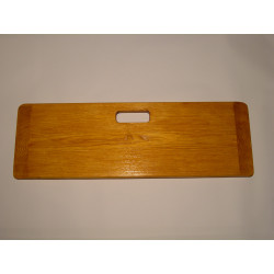 Planche de transfert droite bois massif