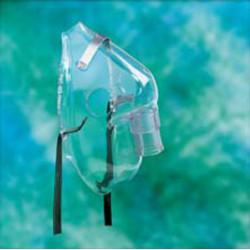 Masque à aérosol sans tubulure - à l'unité