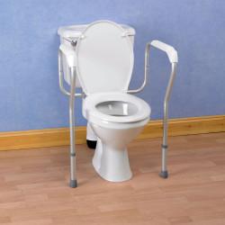 Cadre de toilette Sécurité