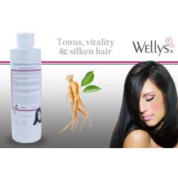 Shampooing au ginseng - 250 ml