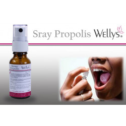 Spray à la propolis - 20 ml