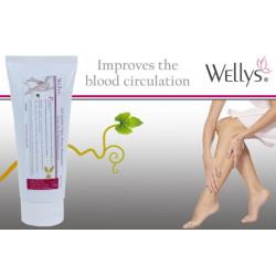 Gel pour les jambes vigne rouge et hammamelis - 100 ml