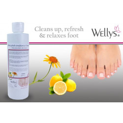 Bain de pieds tonifiant à l'arnica - 250 ml