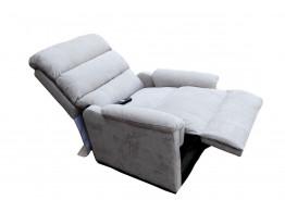 fauteuil long relaxation fauteuil de relaxation lectrique rouge en tissu lord fauteuil long. Black Bedroom Furniture Sets. Home Design Ideas