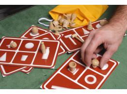 Jeux pour entraîner la mémoire et la dextérité pour adultes - MATERGO