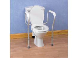Charmant Sécuriser Et Utiliser Plus Facilement Les WC : Vous Trouverez Ici Des  Réhausseurs De WC Pour Vous Asseoir Et Vous Installer Plus Facilement, Des  Cadres De ...