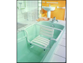 Les sièges de baignoire