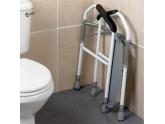 Cadre de toilette pliant